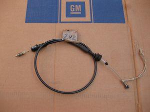 Gaszug 2,4E  Opel  8 48 715