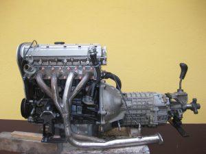 Motor 16V mit Getrag-Getriebe  GT