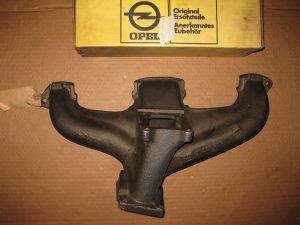 Auspuffkrümmer gr. Flansch  Opel  8 50 330