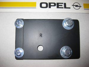 Gurthalter innen rechts  GT  10364