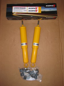 Koni gelb  -HA-  Opel GT