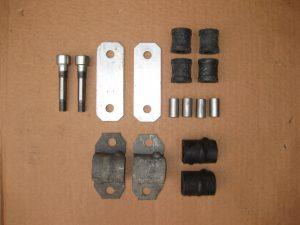 Montagesatz Hinterachse  Opel GT  10023