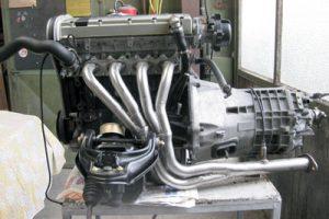 Motor kmplt. 16V  Kadett C