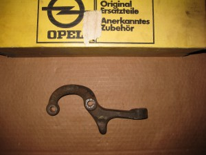Spurstangenhebel links  Opel GT  3 20 362