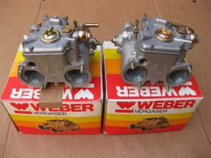 Motorumrüstung auf Doppelvergaser für CIH-Motor