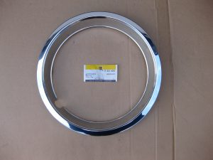 Zierring chrom  Opel GT  17 50 422