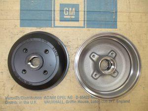 Bremstrommel  Corsa A-B-Tigra A  4 18 117