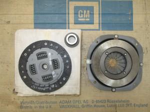 Kupplungskit 7,1  GT 1,1-Kad. B 1,0-1,1-Kad. C 1,0-1,2N  16 06 548