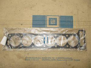 Zylinderkofdichtung 2,5-2,6  Com. B-C-Monza-Seba. A-B-Omega A  6 07 994