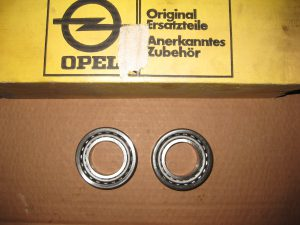Kegelrollenlager fuer Ausgleichgehaeuse  Opel  4 10 894