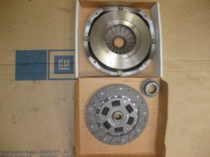 Kupplungskit 228mm 9 Zoll  Opel CIH 16 06 565