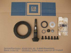 HA-Ueberholungssatz 4,11  Opel GT etc.  16 04 175
