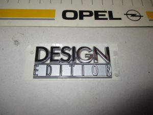 Schrift Design Edition Omega B 11 03 301