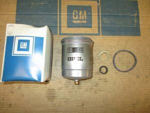Kraftstofffilter 1,7-1,7D Ascona C-Kadett D-E 8 13 566
