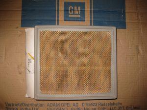 Luftfilter Kad. E 1,8GSi-2,0GSi 8 34 283