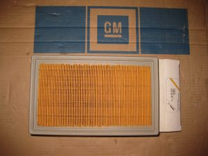 Luftfilter Asc. C-Kad. D 8 34 277