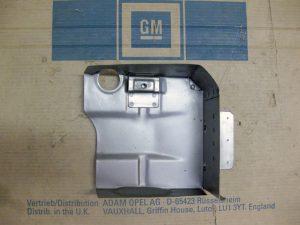Batteriehalter Manta A 2012