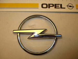 Opel-Emblem vorn Omega B 13 24 024