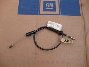 Gaszug 2,2E Opel Rekord E  8 48 969