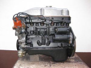 Motor / Kupplung