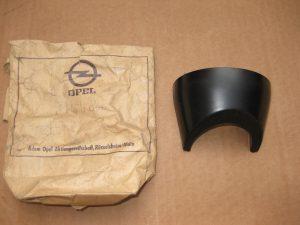 Verkleidung fuer Lenkstuetzrohr oben  Opel GT  9 11 066
