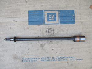 Achsverlängerung f. Antriebskegelrad Gt-Kadett B 4 06 203-206