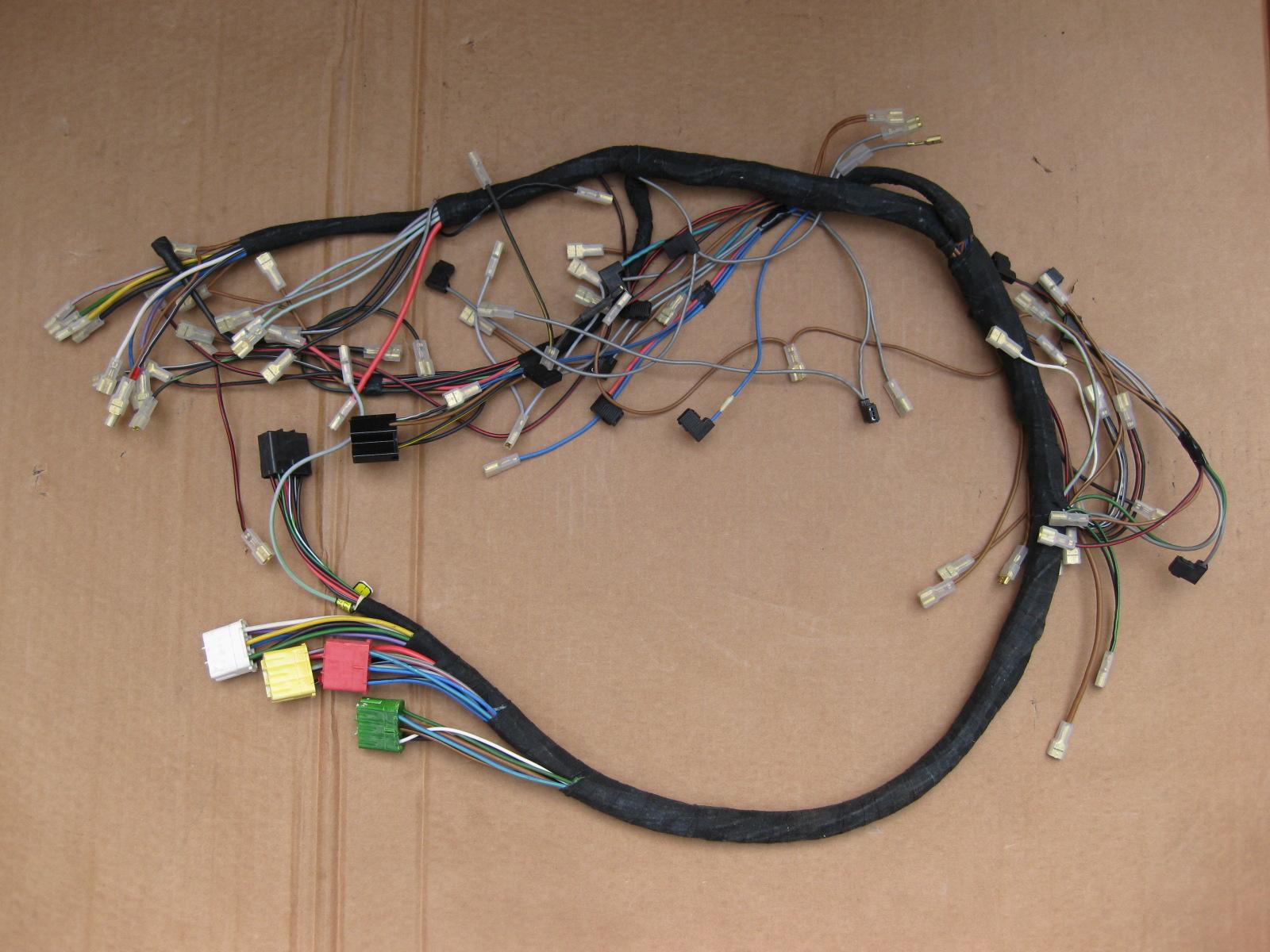 Kabelbaum fuer Armaturen Opel GT 12 80 435
