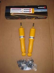 Koni gelb -VA-  Opel GT