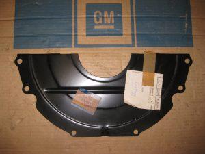 Schutzblech Getrag  Manta B-Rek. E-GT  6 70 189