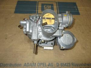 Solex-Vergaser  Opel GT  8 26 076