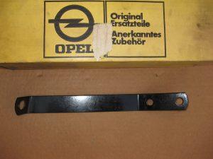 Stossstangenhalter hinten links  Opel GT  14 06 329