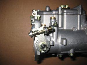 Vergaserhebel Synchro kurz  Weber DCOE  Opel GT