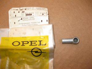 Kugelpfanne an Bowdenzug  Opel GT  20 88 200