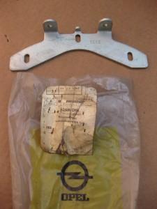 Verbindungsstueck f. Schwenkvorrichtung  Opel GT  12 19 240