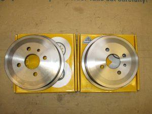 Bremstrommel hi. 200mm Repro Kad. B-C-Manta-Asc. A-B 5 68 057R