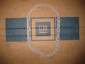 Dichtung f. Steuerghäsedeckel OHV  GT-Kad. B-C-Manta A-B  6 06 720