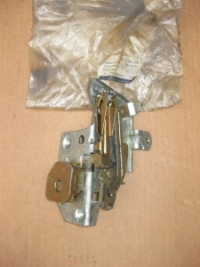 Türschloß li.  Opel GT  1 34 116