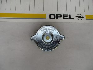 Kühlerdeckel  GT-Kadett-Manta  13 26 012
