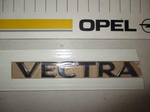Schrift Vectra hi.  Vectra C  51 77 436