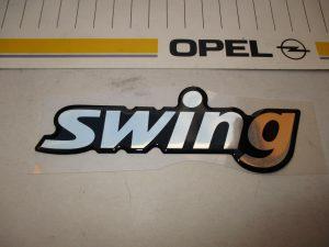 Schrift swing  Corasa A-Kadett E  1 71 375