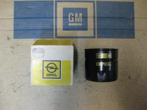 Ölfilter Com. B-Adm.-Dipl. B 6 50 367