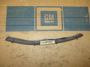 Gummiabdichtung Motorhaube Calibra 11 62 327