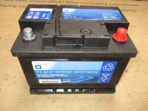 Batterie 60Ah