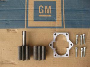 Oelpumpenraeder-Aluring 88,5mm-42mm Opel CIH 6 46 347a-560a