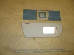 Sonnenblende re. grau Astra F 14 37 742