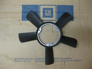Windflügel 420mm Senator A-B 13 40 104