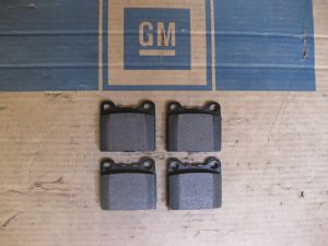Bremsbelag klein GT-Kad. B-C-Manta-Asc. A-B-Com. B-C-Monza-Sen A-Rek. A-B-C 16 05 449