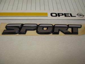 Schrift Sport Corsa B 1 71 366
