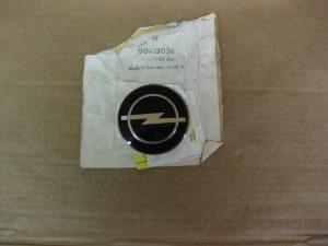 Opel-Emblem hi. Astra F Cabrio 1 77 582