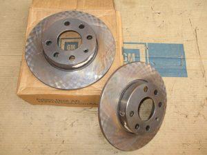 Bremsscheibe 236mm Corsa A-Kadett D-E 5 69 028